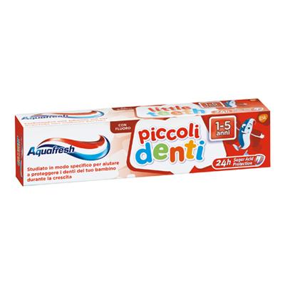 AQUAFRESH DENTIFRICIO PICCOLIAMICI/PICCOLI DENTI_ML.50