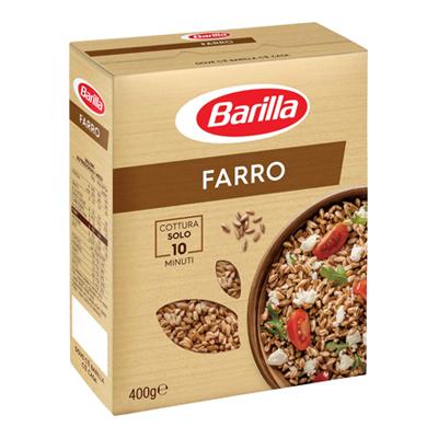 BARILLA FARRO GR.400