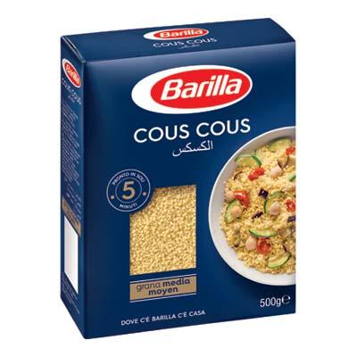 BARILLA COUS COUS GR.500COD.2707