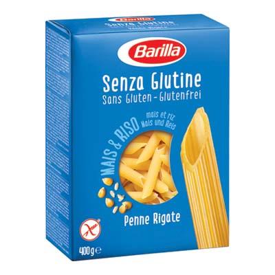 BARILLA GR.400 PENNE RIGATE SENZA GLUTINE