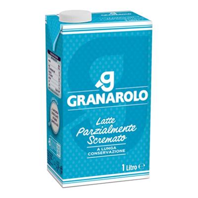 GRANAROLO LATTE PARZIALMENTE SCREMATO LT.1
