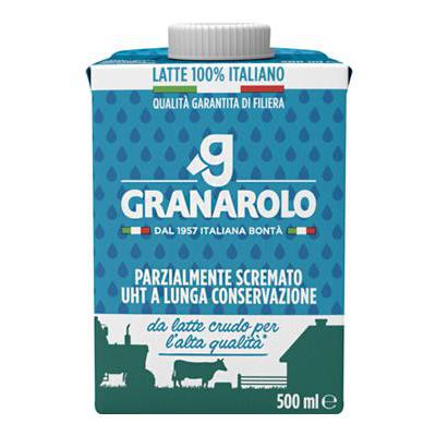 GRANAROLO LATTE PARZIALMENTE SCREMATO ML.500