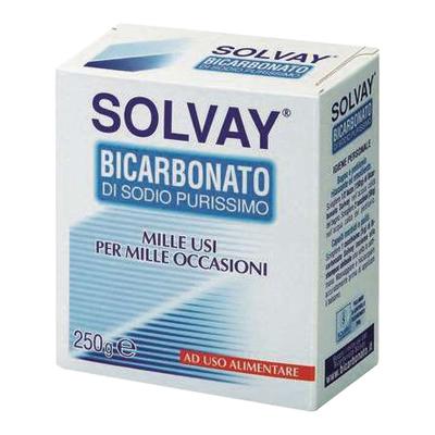 SOLVAY BICARBONATO GR.250