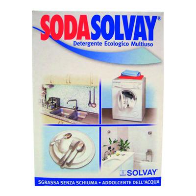 SOLVAY SODA KG.1