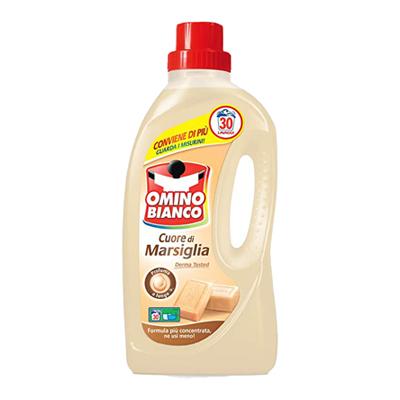 OMINO BIANCO DETERSIVO MARSIGLIA LT.1