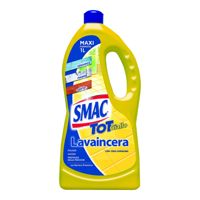 SMAC TOT GIALLO LAVAINCERA LT1