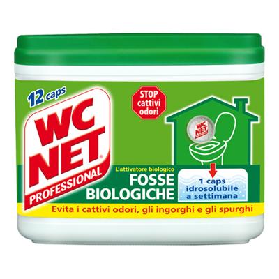 WC NET FOSSE BIOLOGICHE 12 BUSTE