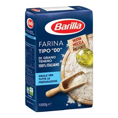 BARILLA FARINA 00 KG.1