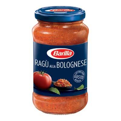BARILLA RAGU'BOLOGNESE GR.400RICCHI