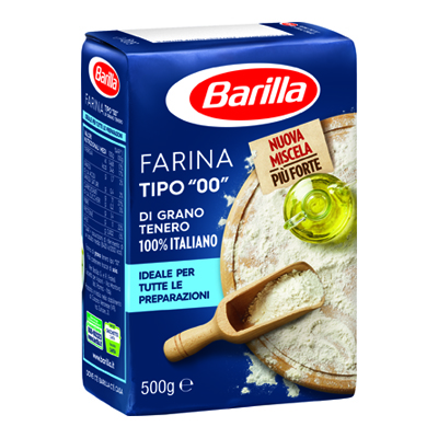 BARILLA FARINA GR.500