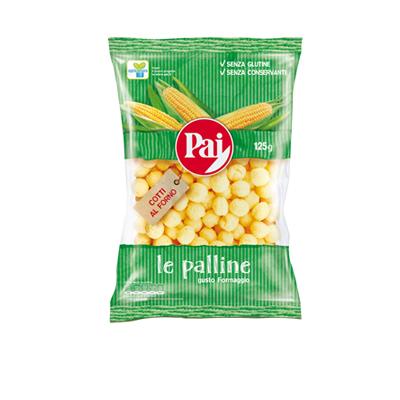 PAI D'ORO PALLINE TRASPARENTIGR.125