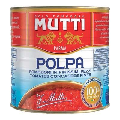 MUTTI POLPA KG.2,5 LATTA