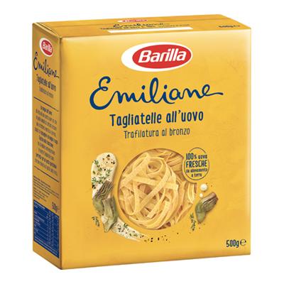 BARILLA EMILIANE TAGLIATELLE GR.500 UOVO N°229