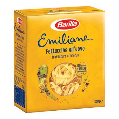 BARILLA EMILIANE FETTUCCINE GR.500 UOVO N°230