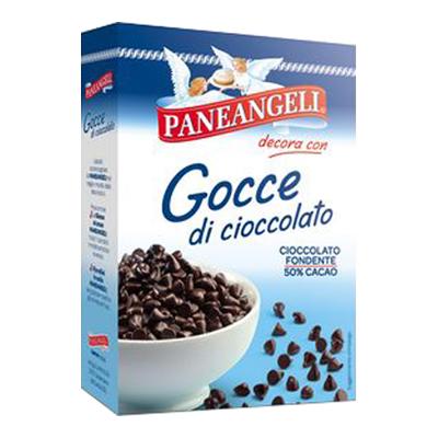 PANEANGELI GOCCE CIOCCOLATO GR.125