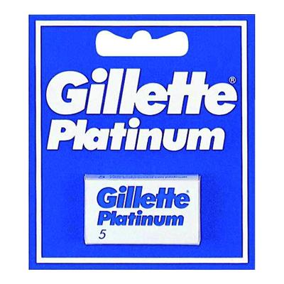GILLETTE LAME PLATINUM X 5 PZ.
