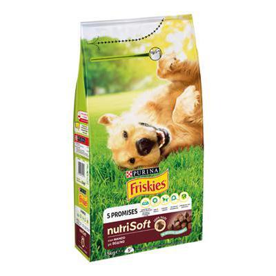 FRISKIES NUTRISOFT MANZO KG.1.5