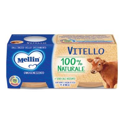 MELLIN OMO GR.80X2 VITELLO