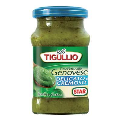 STAR PESTO TIGULLIO GENOVESE DELICATO CREMOSO     GR.190