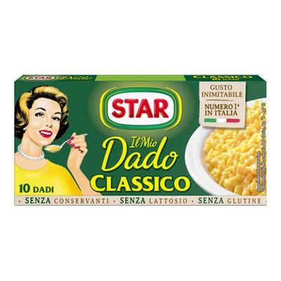 STAR DADO CLASSICO X 10