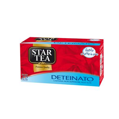 STAR TEA DETEINATO X 25 FILTRI