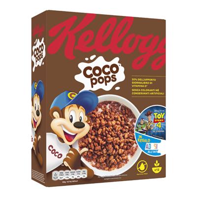 KELLOGGS COCO POPS RISOCIOK GR.375
