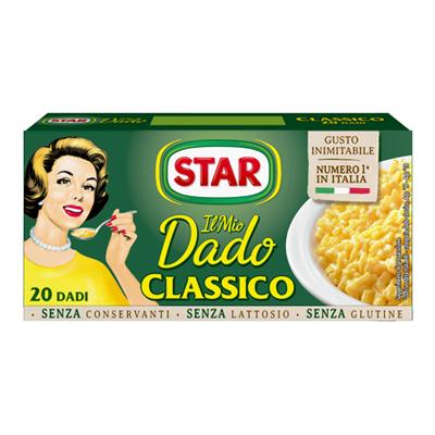 STAR DADO CLASSICO X 20