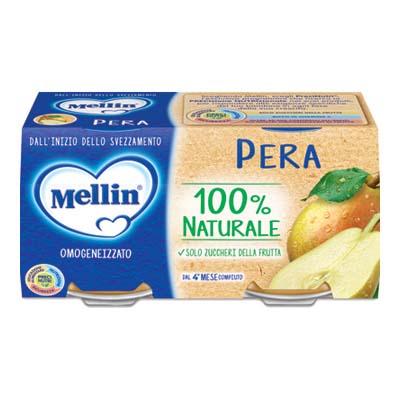 MELLIN OMO GR.100X2 PERA