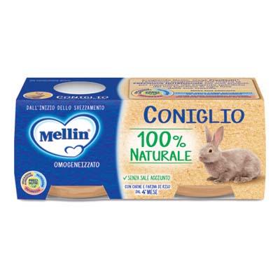 MELLIN OMO GR.80X2 CONIGLIO
