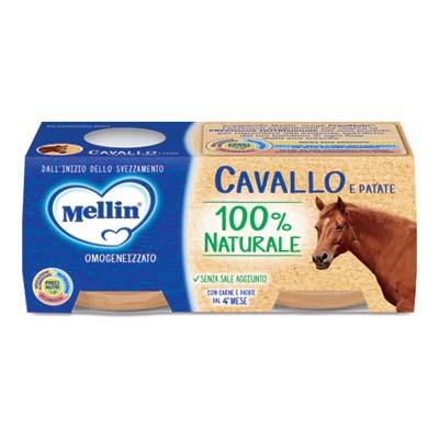 MELLIN OMO GR.80X2 CAVALLO