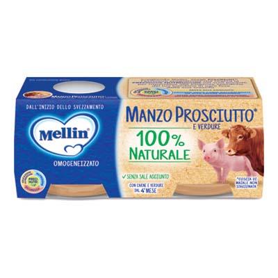 MELLIN OMO GR.80X2 MANZO/PROSCIUTTO