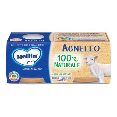 MELLIN OMO GR.80X2 AGNELLO