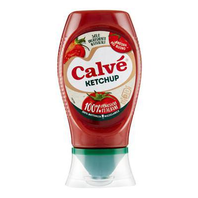 CALVE TOP DOWN KETCHUP GR.250DOLCE