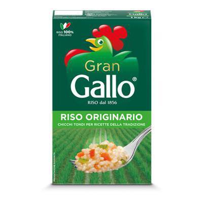 GALLO RISO ORIGINARIO GR.500