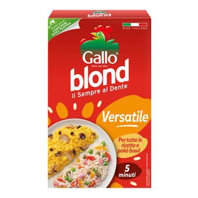 GALLO BLOND VERSATILE 8MIN KG.1