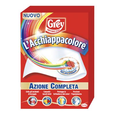 GREY ACCHIAPPACOLORE X16+4 FOGLI