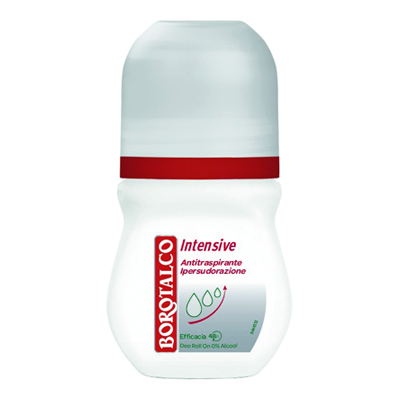 BOROTALCO DEO ROLL ON ML.50 INTENSIVE