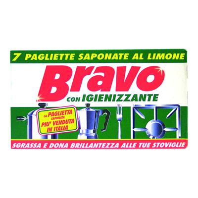 BRAVO PAGLIETTA SGRASSANTE X 7