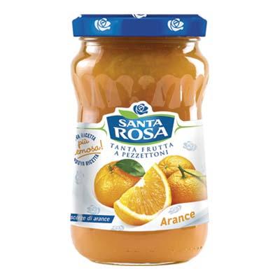 SANTA ROSA CONFETTURA CLASSICAGR.350 ARANCIA