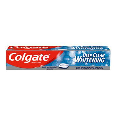 COLGATE DENTIFRICIO DEEP CLEANWHITENING ML.100