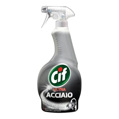 CIF ACCIAIO ML.500 SPRAY
