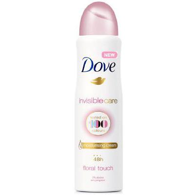 DOVE DEO SPRAY ML.150 INVISIBLE DRY