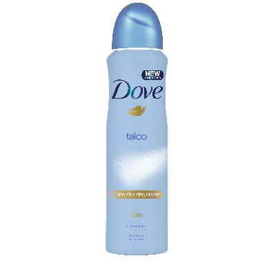 DOVE DEO SPRAY ML.150 TALCO