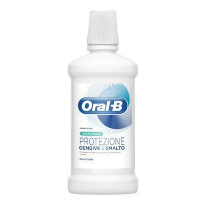 ORAL-B COLLUTORIO GENGIVE&SMALTO MENTA FRESCA ML.500