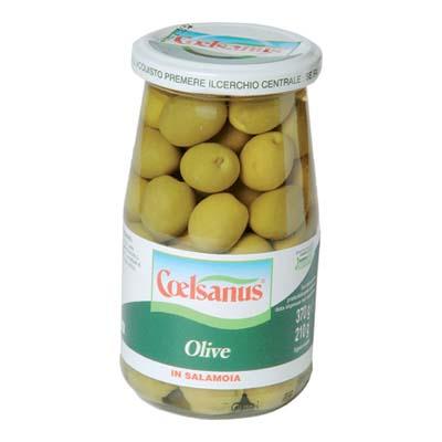 COELSANUS OLIVE VERDI MEDIE GR.370