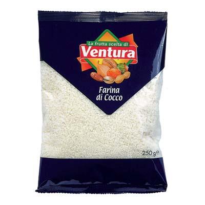 VENTURA FARINA DI COCCO GR. 250