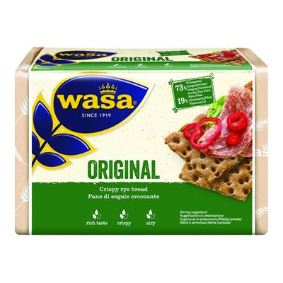 WASA CRACKERS ORIGINAL GR.275COD 1325