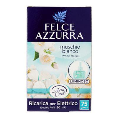 FELCE ARIA CASA RICARICA TALCO/MUSCHIO BIANCO ML20 PER DIFFU