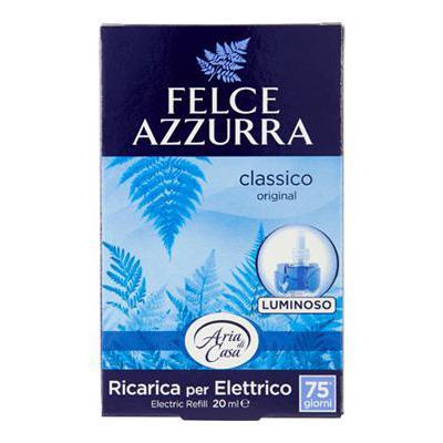 FELCE AZZURRA CASA RICARICA ELETT. CLASSICO ML.20