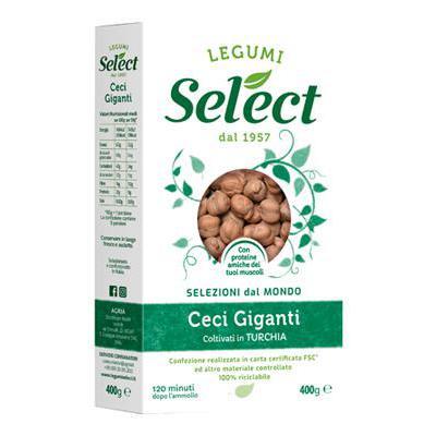 SELECT CECI GIGANTI GR.400 ASTUCCIO